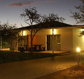 Arebbush Travel Lodge Windhoek, Namibia
