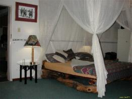 African Wilderness Trails Namibia room