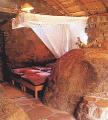 Canyon Lodge Namibia room