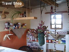 Capricorn Rest Camp Naukluft, Namibia: travel shop