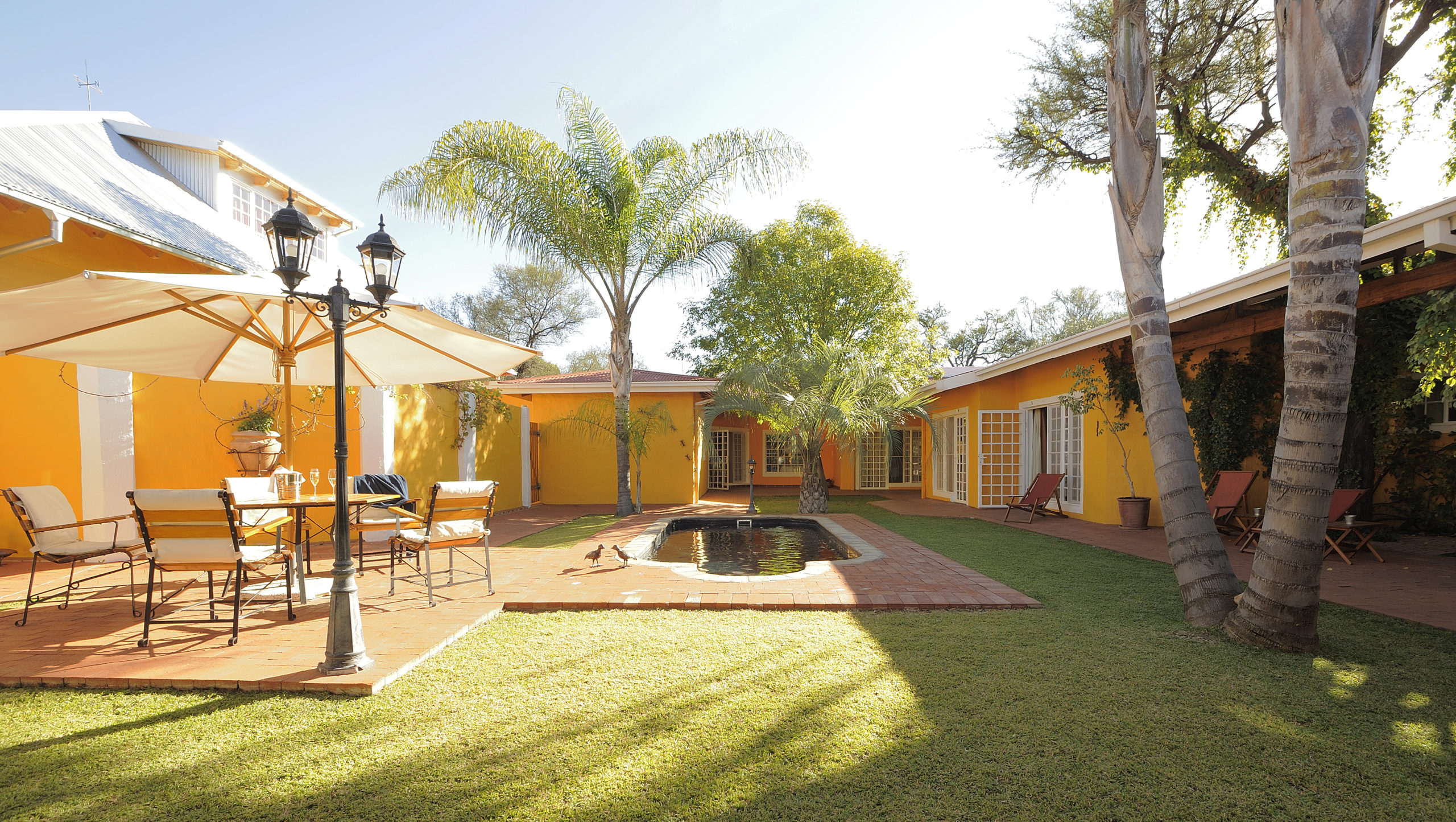 Casa Piccolo Guest House Windhoek, Namibia