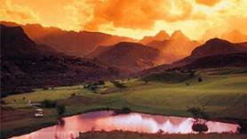 Cathedral Peak Hotel Drakensberg, South Africa