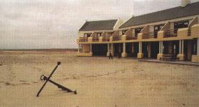 Cape Cross Lodge Namibia