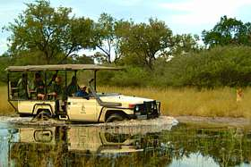 Chief's Camp, Ngamiland, Botswana