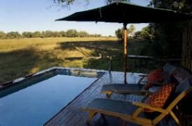 Chitabe Trails Camp, Wilderness Safaris, Botswana pool