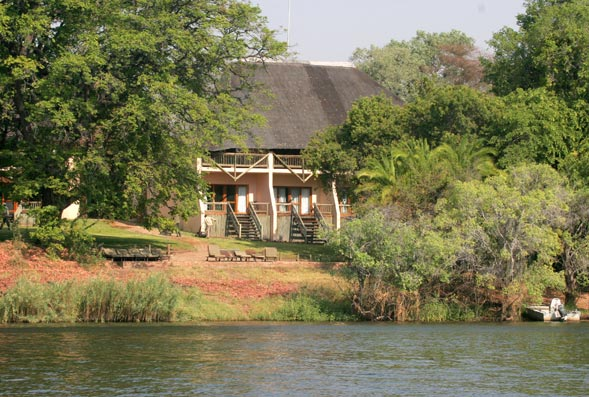 Chobe Safari Lodge Kasane Chobe, Botswana