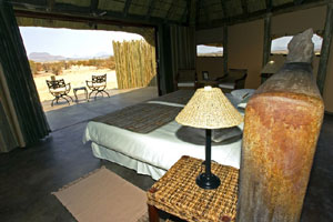 Doro Nawas Camp Damaraland, Namibia - room
