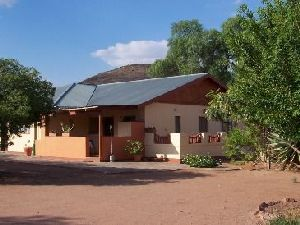 Farm Duwisib Rest Camp Namibia