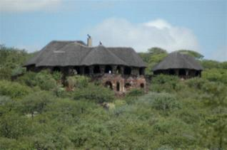 Epacha Eagle Tented Lodge Namibia