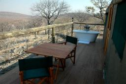 Epacha Eagle Tented Lodge, Namibia