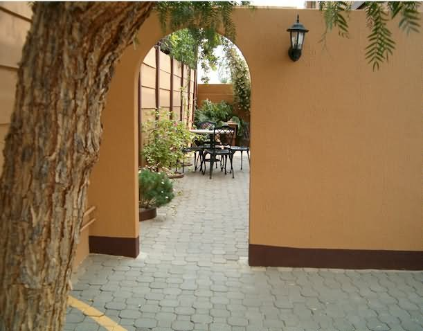 Pension Etambi Windhoek, Namibia