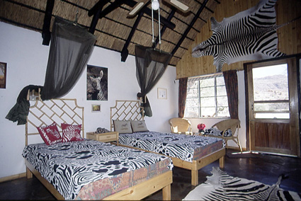 Etusis Lodge Namibia room