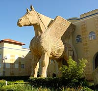 Golden Horse Casino Hotel, Kwa-Zulu Natal, South Africa