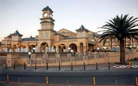 Gold Reef City Casino Hotel, Johannesburg, Gauteng, South Africa