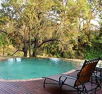 Hoyo-Hoyo Tsonga Lodge Northern Province, South Africa pool