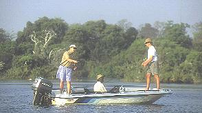 Ichingo Chobe River Lodge Namibia fishing