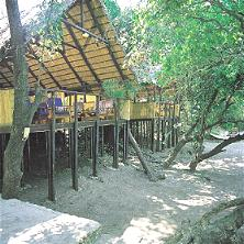 Ichingo Chobe River Lodge Namibia site