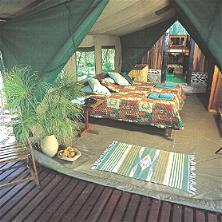 Ichingo Chobe River Lodge Namibia room