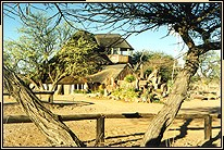Kalahari Bush Breaks Gobabis area, Namibia