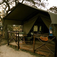 Kwafubesi Tented Safari Camp Northern Province, South Africa