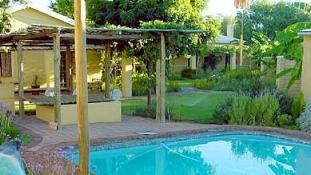 Libby's Lodge Upington, Northern Cape, South Africa