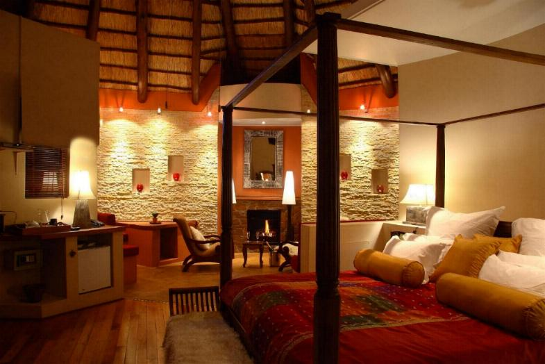 Maliba Mountain Lodge Butha-Buthe, Lesotho: luxury chalet