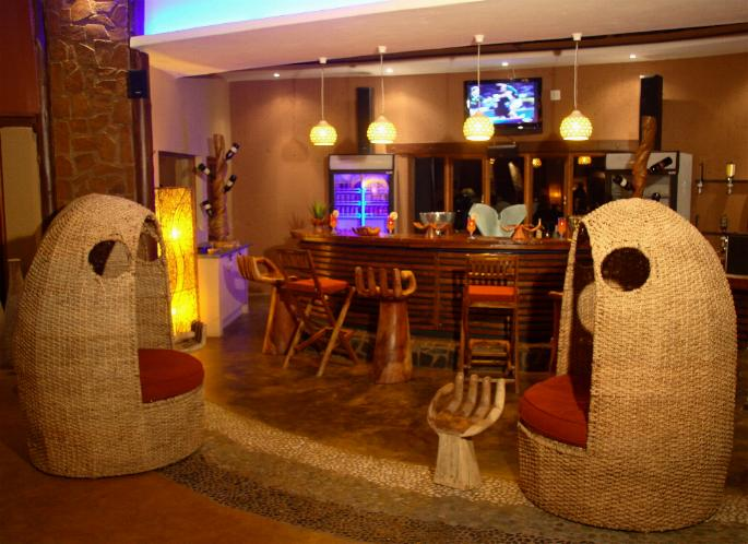Maliba Mountain Lodge Butha-Buthe, Lesotho: bar