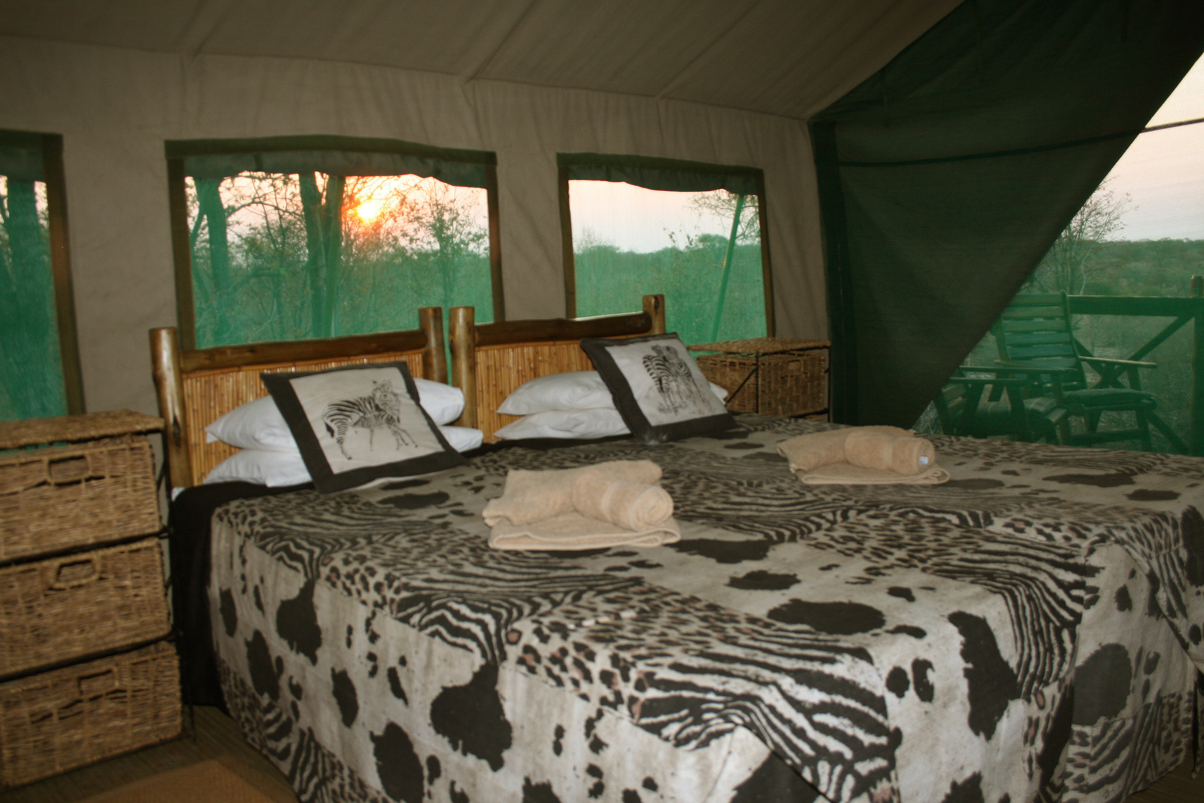 Mankwe Bush Lodge, Botswana
