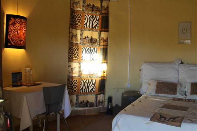 Masama Lodge Serowe, Central Region, Botswana