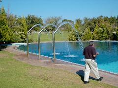 Maselspoort Holiday Resort Bloemfontein, Free State, South Africa, pool