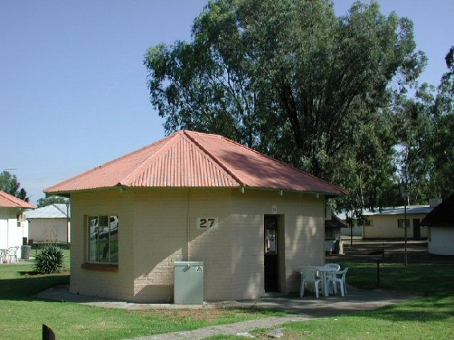 Maselspoort Holiday Resort Bloemfontein, Free State, South Africa: 3 beds chalet