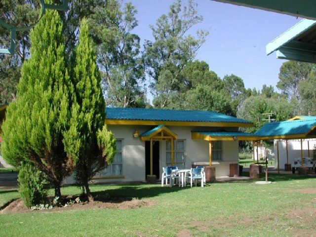 Maselspoort Holiday Resort Bloemfontein, Free State, South Africa: 5 beds chalet