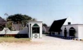 Ngandu Safari Lodge Rundu, Namibia