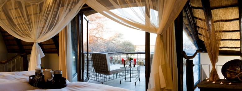 Okaukuejo Rest Camp, Etosha National Park, Namibia