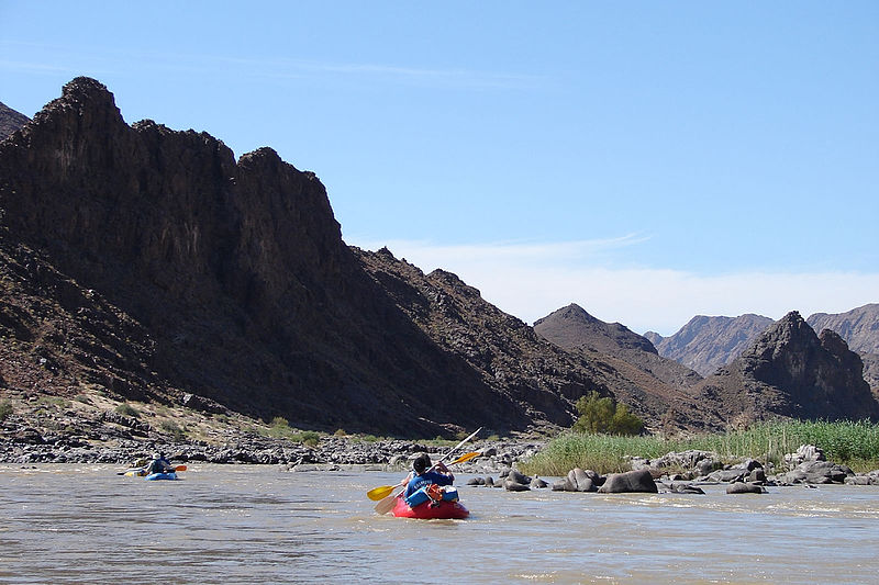 Orange River Rafting