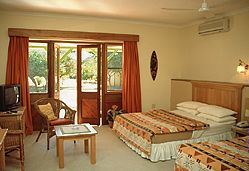 Otjibamba Lodge Namibia room