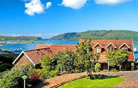 Paradise House Knysna, Western Cape, South Africa