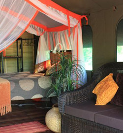 Prana Tented Camp Livingstone, Southern Province, Zambia