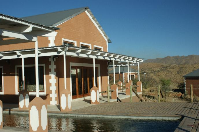 River Crossing Lodge Windhoek, Namibia