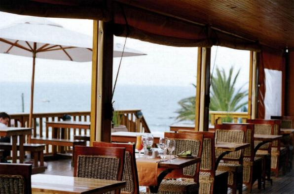 The Kelway Hotel Port Elizabeth - Farriagers Restaurant