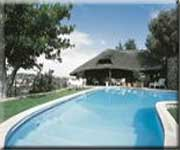 Hotel Pension Thule Namibia pool