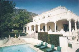 Villa Belmonte, Cape Town, South Africa