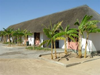 White Lady B&B Uis Namibia
