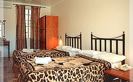 Auob Lodge Namibia room