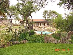 Epako Lodge Namibia pool