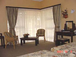 Epako Lodge Namibia room