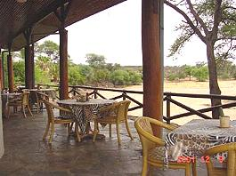 Epako Lodge Namibia restaurant