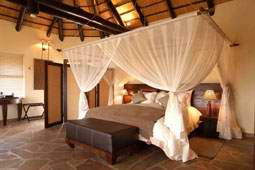 Gocheganas Nature Reserve and Wellness Village Namibia bedroom