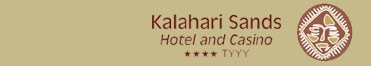 Kalahari Sands Hotel and Casino Windhoek, Namibia