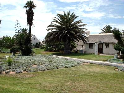 Lagoon Cottages Walvis Bay, Namibia